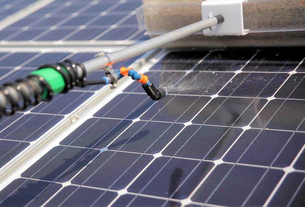 manutenzione e pulizia dei pannelli solari in FVG, Trieste, Gorizia, Udine, Pordenone