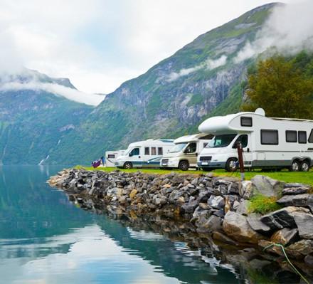 Pannelli solari per camper, flessibili, resistenti e personalizzabili